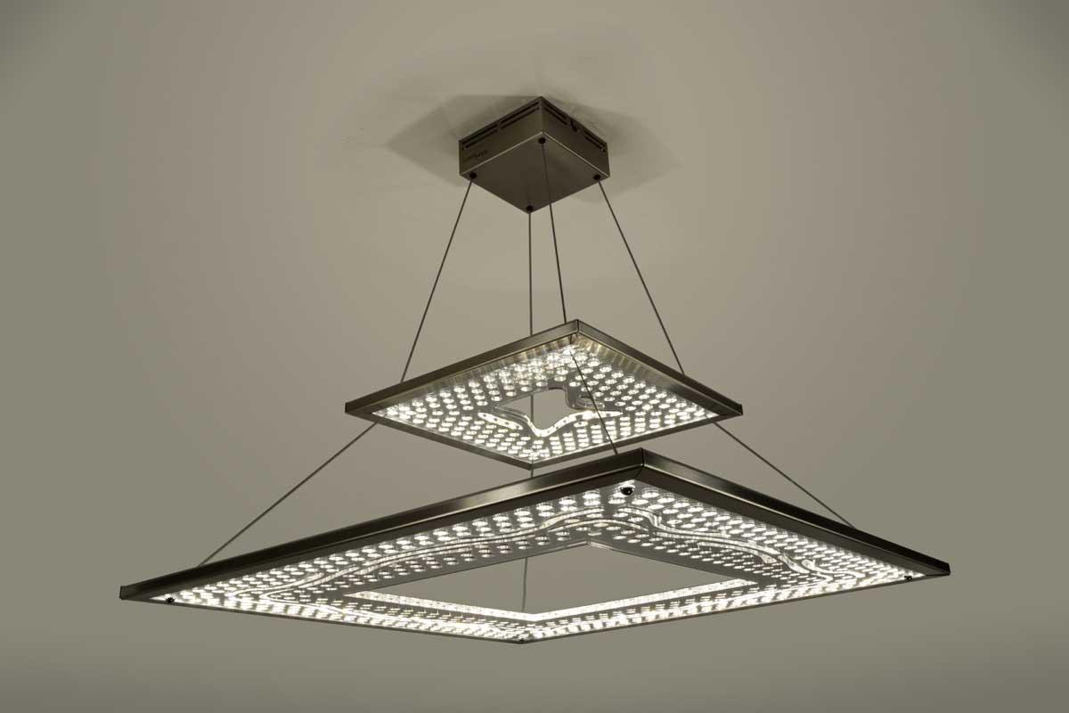 Camilla lampada a sospensione led collezione natura for Costo lampada
